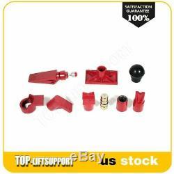 10 Ton Heavy Duty Auto Body Frame Porta Power Hydraulic Jack Repair Kit Ram Lift