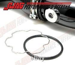11-16 Ford 6.7L Powerstroke Diesel OE Stock Cold Side Intercooler Pipe Kit BLACK