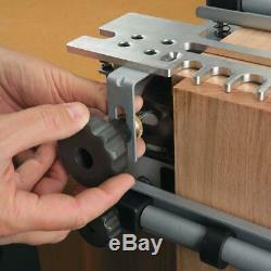 12 In Dovetail Jig Drill Dovetails Router Bit Aluminum Heavy Duty Power Tool