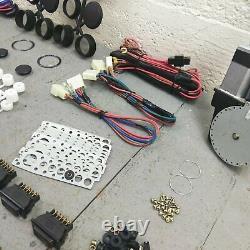 1971-80 Volkswagen Power Window Kit Door Parts Roll Up Heavy Duty rat rod