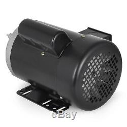 1/2 HP Horse Power 1 PH Single Phase Heavy Duty Electric Motor DJ141256