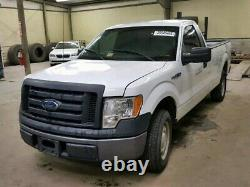 2011 Ford F150 Steering Gear Power Rack and Pinion Witho Heavy Duty Tow Package