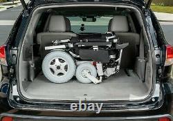 2021 RANGER The Beast, All Terrain Heavy Duty Folding Electric Power Wheelchair