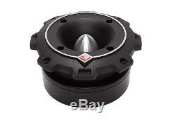 2 New Rockford Fosgate PP4-T 1.5 200 Watt Heavy Duty Car Power Bullet Tweeters