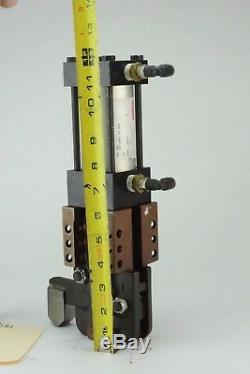 2x Destaco 860 Pneumatic Hold Down Clamp Heavy Duty Air powered clamps 180 arm