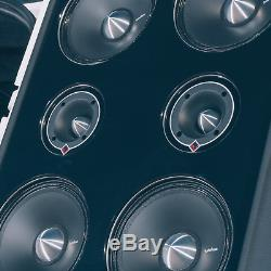 2x Rockford Fosgate PP4-T 100W 4 Power Bullet Tweeters Heavy Duty High SPL