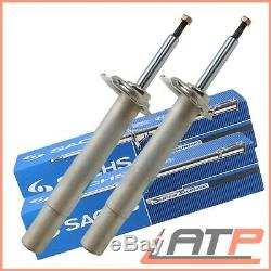 2x Sachs Shock Absorber Gas Pressure Front Bmw 5 Series E39