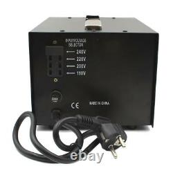 3000 Watt Step Up and Down Electrical Power Voltage Converter Transformer