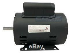3 HP Horse Power Single Phase Weg Heavy Duty Electric Compressor Motor
