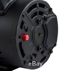 3 HP Horse Power Single Phase Weg Heavy Duty Electric Compressor Motor 10698252