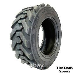 4 (Four) 10-16.5 Heavy Duty Power King SD+ E/10PR Tire 10165 MPNSRG22