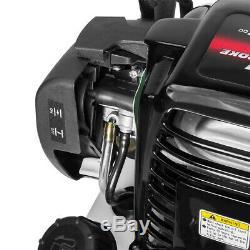 4 Stroke 38cc Gas Powered Heavy Duty T-Post Driver Gasoline Push Pile Pro Set