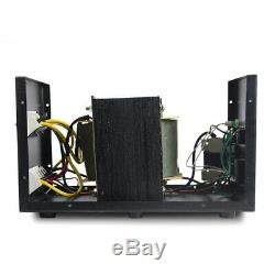 5000W 110 to/from 220V Electrical Power Voltage Converter Transformer Heavy-Duty