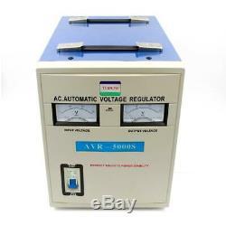 5000 Watt Step Down 220 to 110 Power Voltage Converter Transformer Stabilizer