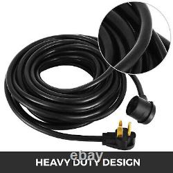 50 Feet 250 Volt 50 Amp Heavy Duty 8/3 Welder Power Extension Cord For MIG TIG