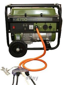 5ft Power Distribution Cord NEMA L14-30P to 4 NEMA 5-20R by AC WORKS