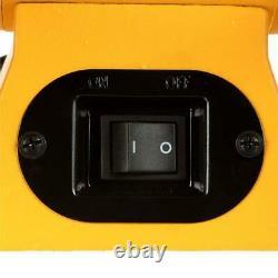 8 in. 205 mm bench grinder dewalt tool heavy duty wheel rpm top tools rust new