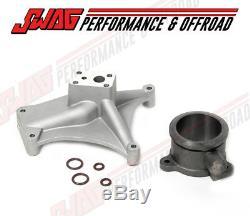 94-97 Ford 7.3 Powerstroke EBV Delete Pedestal Exhaust Housing & Up Pipe Kit