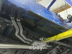 AFe Rebel Cat-Back Exhaust for 2015-2020 Ford F-150 2.7L 3.5L & 5.0L