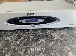 APC H15 Silver 12 Outlet H-Type Rack-Mountable Power Conditioner