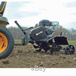 Agri-Fab (36) Multi-Fit Tow-Behind Forward Rotating Mid-Tine Tiller