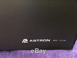 Astron RS-35A Regulated Linear Power Supply 13.8V Ham Radio Heavy Duty Working