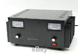 Astron Vs-50m 50amp DC Regulated Heavy Duty Adjustable Power Supply 2-15vdc