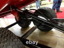 Atv power dump wagon 1600lb rating bndtrailers