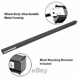 BESTTEN 20 Outlet Industrial Heavy Duty Metal Power Strip 15A with Long Cord ETLUS