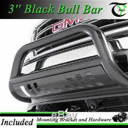 BLK Bumper Bull Bar Fit 1999-2007 Chevy Silverado Classic 1500LD Grille Guard