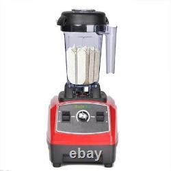 BPA Free 3HP 2200W Heavy Duty Commercial Grade Blender Mixer Juicer High Power F