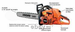Brand New ECHO CS-590 Gas Chainsaw 24 Bar 59.8cc IN ORIGINAL BOX
