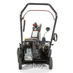 Briggs & Stratton 22 208cc Single Stage Gas Powered Snow Blower (For Parts)