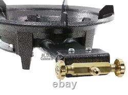 Burner High Pressure Powerful Propane Outdoor Cooking Heavy Duty Portable Stove