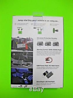 COBRA CPP12000 JumPack XL Heavy Duty Jump Starter Power Pack BRAND NEW