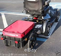 COBRA GT4 Heavy Duty Power Electric Mobility Scooter 22 seat + FREE TRAILER