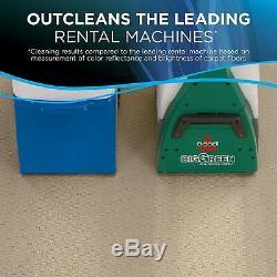 Commercial Carpet Cleaner Machine Heavy Duty Power Brush 25 Ft. Corded Shampooer