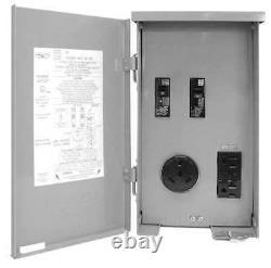 Connecticut-Electric Cesmpsc41grhr Outdoor Power Outlet, 120V, 30A