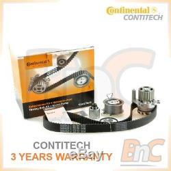 Contitech Heavy Duty Timing Belt Cambelt Set & Water Pump Audi A3 A4 B6 B7 A6