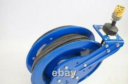 CoxReels cox reel PC13-3512-A Power Cord Retractable Rewind Reel 35' 12AWG 2500W