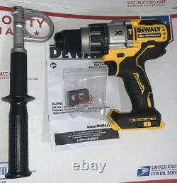 DEWALT DCD998B 20V 20 VOLT Brushless 1/2 Drill/Hammerdrill Power Detect