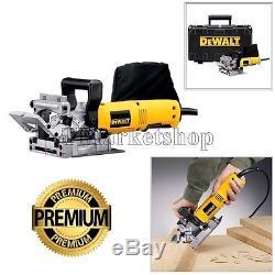 DEWALT Powerful 6.5 Amp Plate Joiner Professional Heavy Duty Woodworking Tool