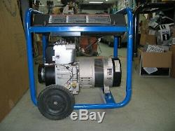 DeVILBISS POWER GENERATOR 4000/5000 WATTS, 8 HP ENGINE HEAVY DUTY