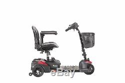 Drive Medical SFSCOUT3 Spitfire Scout 3 Wheel Travel Mobility Power Scooter New