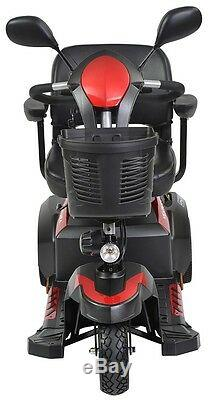 Drive Medical Ventura 3 Midsize 3 Wheel Electric Power Mobility Scooter 400lbs