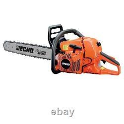 ECHO 20 in. 59.8 cc Gas 2-Stroke Cycle Chainsaw
