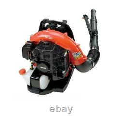 ECHO Backpack Leaf Blower 58.2 cc Gas 517 CFM Tube Throttle 2-Stroke Cycle