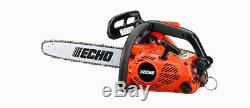 Echo CS303T-14 Top Handle Chainsaw 30.1 CC Engine with 14 Bar and Chain