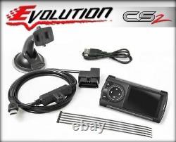 Edge Gas Evolution CS2 Tuner Monitor 85350 For 99-15 GM Ford Dodge Car Truck SUV
