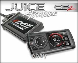 Edge Juice With Attitude CS2 Monitor 31401 For 01-02 Dodge 5.9L Cummins Diesel